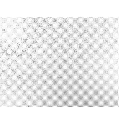 Subtle halftone dots texture overlay vector image