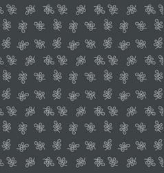 Seamless pattern elegant retro vector