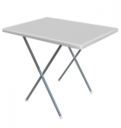convertible table vector image vector image