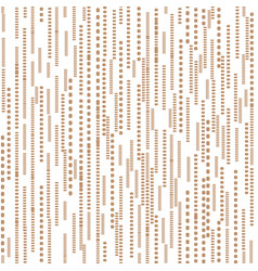 abstract line dot seamless white pattern stripped vector image
