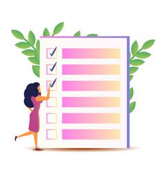 design concept freelance job vector image