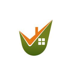 Home checklist secure vector