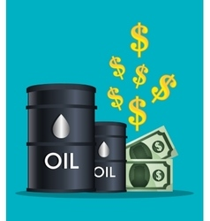 Oil prices and industry vector