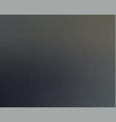 blurred gradient dark gray abstract backdrop vector image