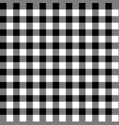 Checkered geometric pattern abstract uncolored vector
