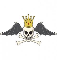 king death vector image