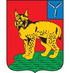 Turkovsky District vector image vector image