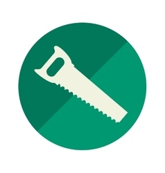 construction tool isolated icon vector image