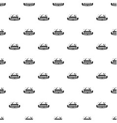 new laundry service pattern seamless vector image