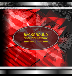 Background red texture vector