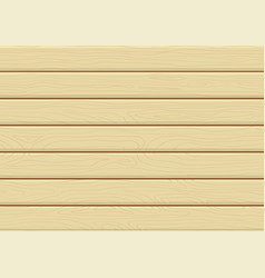 Brown wooden planks texture vector