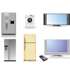 housing equipment vector image vector image