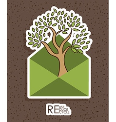eco design vector image