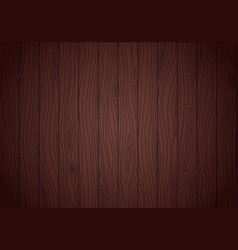 wenge wood texture grained background vector image