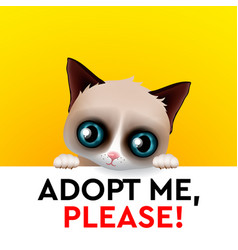 adopt me red heart cute cartoon character help vector image vector image