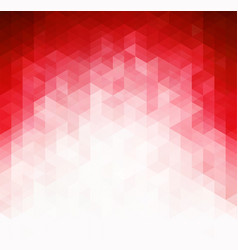 Abstract red light template background vector