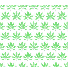 leaves limb pattern seamless on white background vector image