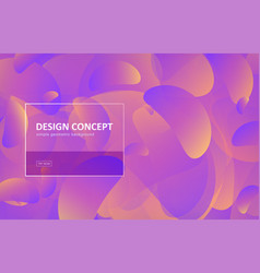 abstract background gradient geometric shape vector image