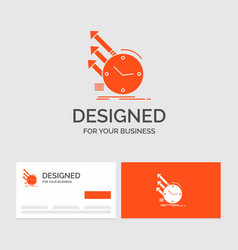 business logo template for detection inspection vector image