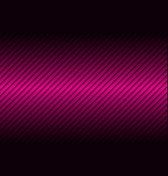pink line abstract background with dark gradient vector image