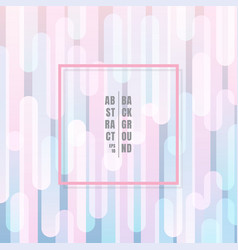 abstract blue and pink pastel color vertical vector image