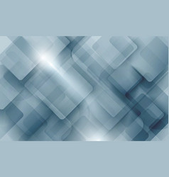 abstract square geometric background vector image