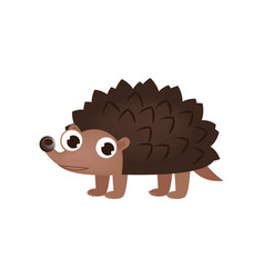 cute cartoon image of an animal funny cute animal vector image