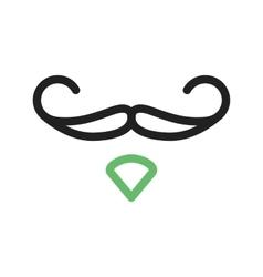 Moustache I vector