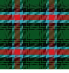 seamless pattern Scottish tartan Georgia vector image