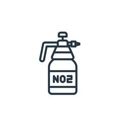 Carbon dioxide icon carbon dioxide editable vector
