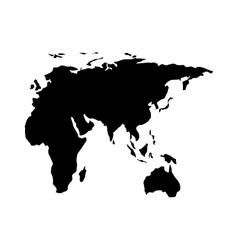 European continent design vector