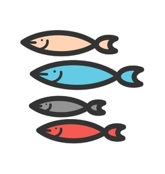 Small Fish vector