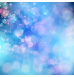 Abstract bokeh background EPS 10 vector