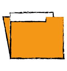Folder documents save vector