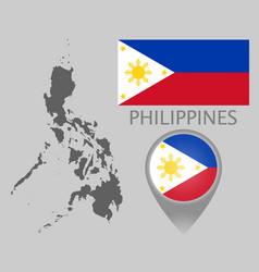 Philippines blank vector