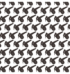 Seamless pattern background of air dryer vector image