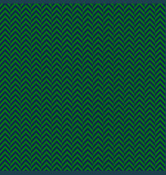 blue green herringbone decorative pattern vector image