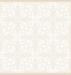 portuguese azulejo ceramic tile seamless pattern vector image
