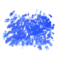 abstract watercolor painting background vector image