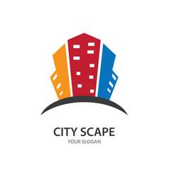 City scape vector