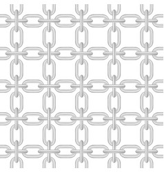 Net of chain in light design vector