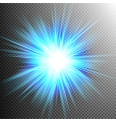 Light Effect Transparent Flare Lights EPS 10 vector