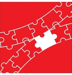 Merger and Acquisition design concept vector image