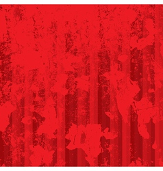 Red Striped Background vector