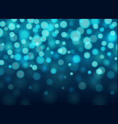 Background template design with blue light vector