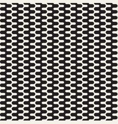 Vertical seamless pattern geometric texture vector
