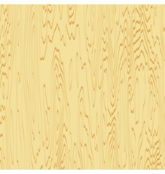 vector illustration of wood te vector image