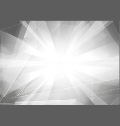 abstract lowpoly background vector image vector image