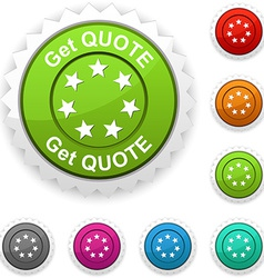 Get quote award vector