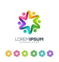 play logo design ready to use vector image